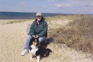 Maggie & Me -beach