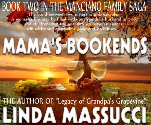 Mama's Bookends Book Cover