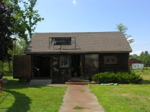 Blacksmith Shop- Quechee