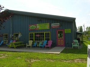Candy Shop Store-Front-VT