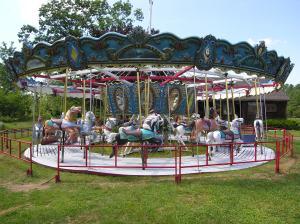 Carousel Quechee