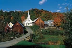 Vermont Road&Church