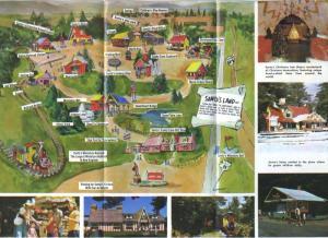 Santa Village Map