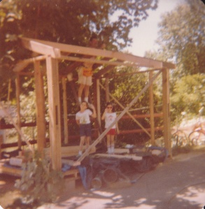 playhouse-being-built